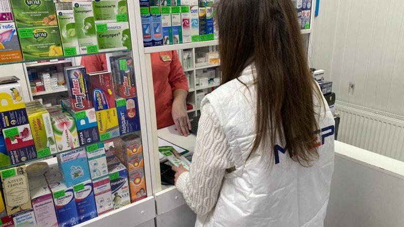 Мониторинг цен на медицинские маски