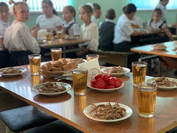 Мониторинг качества питания в школах муниципалитета