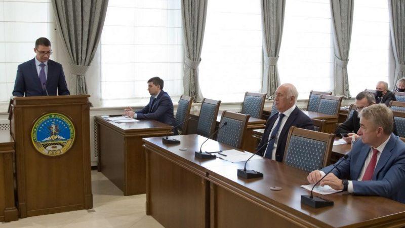 Встреча в формате  «круглого стола», приуроченная Дню парламентаризма